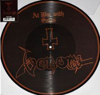 Venom At War With Satan - Record Store Day 2017